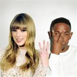 Kendrick is a genius and Taylor stays on fleek.