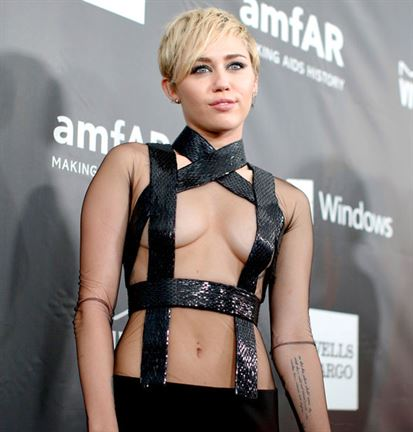 Ain't nothing but a G thing, Miley!