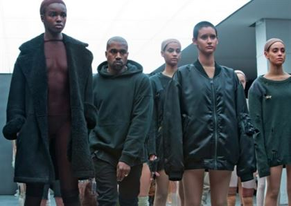Is Kanye convincing you to buy his new clothing line? #sojonesasks