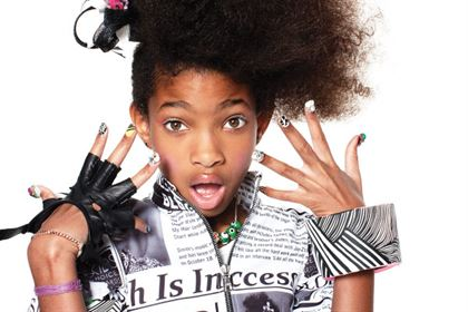 We know Willow Smith fans are turnt up right now with SoJones.