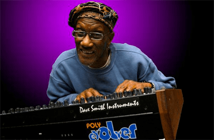 Bernie Worrell is the best in the world. Now that he is gone, let's leave some thoughts of love for him on #sojones